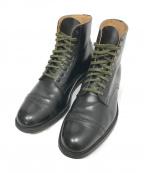 SANDERS(サンダース)の古着「ブーツ」|ブラック