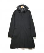 UNDERCOVERISM(アンダーカバーイズム)の古着「フードライナー付コート」|ブラック