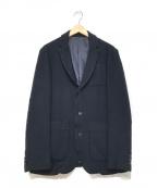 UNDERCOVERISM()の古着「縮絨ウールジャケット」|ネイビー