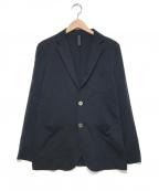 EPOCA UOMO(エポカウォモ)の古着「テーラードジャケット」|ネイビー