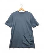 DIESEL Black Gold(ディーゼル ブラック ゴールド)の古着「Tシャツ」|ブルー