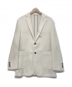 Paul Stuart(ポールスチュアート)の古着「テーラードジャケット」|ホワイト