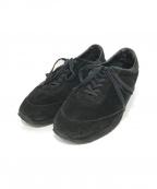 reproduction of found(リプロダクションオブファウンド)の古着「スニーカー」|ブラック