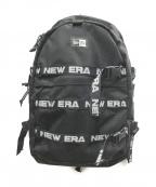 New Era(ニューエラ)の古着「リュック」|ブラック