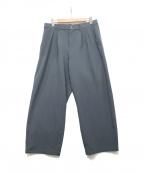 BURLAP OUTFITTER(バーラップアウトフィッター)の古着「パンツ」|グレー