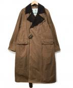 Barbour(バーブァー)の古着「ワックスコート」|ブラウン