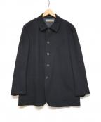ISSEY MIYAKE MEN(イッセイミヤケメン)の古着「ワークジャケット」|ネイビー