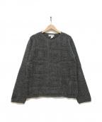 COMME des GARCONS SHIRT(コムデギャルソンシャツ)の古着「ニット」|グレー