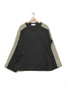 ()の古着「長袖カットソー」|ブラック