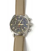 ()の古着「腕時計」|グレー