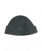SUPREME(シュプリーム)の古着「ニット帽」 ブラック