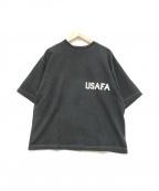 THE SHINZONE(ザ シンゾーン)の古着「Tシャツ」|ブラック