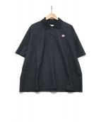()の古着「ポロシャツ」|ネイビー