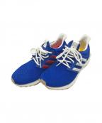 adidas(アディダス)の古着「ULTRA BOOST E.G」 ブルー