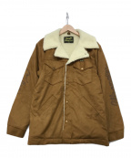 Wrangler(ラングラー)の古着「ランチジャケット」 ブラウン