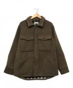 FACTOTUM(ファクトタム)の古着「CPOジャケット」|カーキ