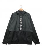 NIKE(ナイキ)の古着「ナイロンパーカー」 グレー