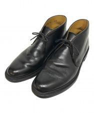 REGAL (リーガル) チャッカーブーツ ブラック サイズ:24 1/2EE