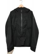 ()の古着「PARA-HEM SHELL JACKET」|ブラック