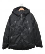 NANGA(ナンガ)の古着「AURORA 3LAYER DOWN BZ」|ブラック