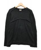 ()の古着「スウェット」|ブラック
