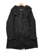 ROBES&CONFECTIONS(ローブス&コンフェクションズ)の古着「フーデッドジャケット」|ブラック