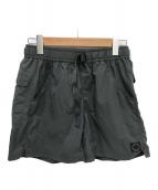 ()の古着「5ポケットショーツ」|チャコールグレー