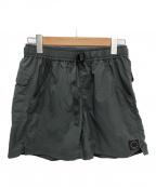 山と道(ヤマトミチ)の古着「5ポケットショーツ」|チャコールグレー