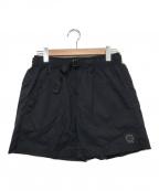 山と道(ヤマトミチ)の古着「5ポケットショーツ」|ブラック
