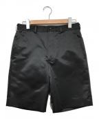 COMME des GARCONS(コムデギャルソン)の古着「ハーフパンツ」|ブラック