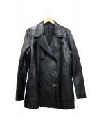 Paul Smith(ポールスミス)の古着「レザージャケット」