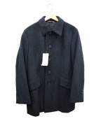 PAUL SMITH(ポールスミス)の古着「ウールコート」|ブラック