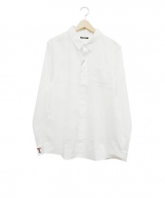 GLAMB by glamb(グラムバイグラム)の古着「Lettered dress SH」|ホワイト