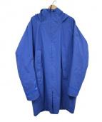 DESCENTE ALLTERRAIN(デサント オルテライン)の古着「オールウェザーコート」 ブルー