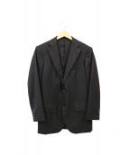 TOMORROW LAND(トゥモローランド)の古着「テーラードジャケット」|ブラック