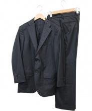 TOMORROWLAND(トゥモローランド)の古着「セットアップスーツ」|ブラック