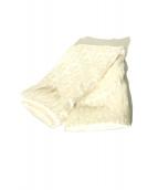 Christian Dior(クリスチャン ディオール)の古着「シルクストール」|ホワイト