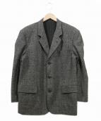 COMME des GARCONS HOMME(コム デ ギャルソン オム プリュス)の古着「90sツイードビッグジャケット」