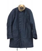MARKAWARE(マーカウェア)の古着「N-1デッキコート」|ブラック