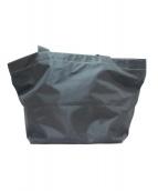 Herve Chapelier(エルベシャプリエ)の古着「トートバッグ」|ブラック