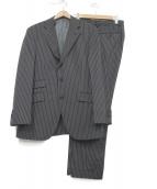 TEIJIN(テイジン)の古着「3B段返りスーツ」|ブラック