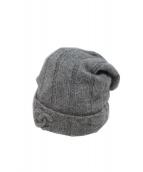 CHANEL(シャネル)の古着「ニット帽」