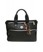 Orobianco(オロビアンコ)の古着「ビジネスバッグ」|ブラック