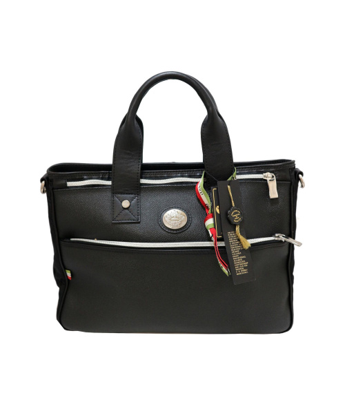 Orobianco(オーロビアンコ)Orobianco (オロビアンコ) ビジネスバッグ 未使用品 価格42.120円の古着・服飾アイテム