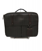LANVIN COLLECTION(ランバン コレクション)の古着「ビジネスバッグ」|ブラウン