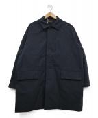 A VONTADE(ア ボンタージ)の古着「ラックスマックコート」|ネイビー
