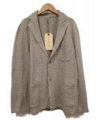 FilMelange(フィルメランジェ)の古着「メランジジャケット」|グレー
