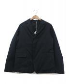 A vontade(ア ボンタージ)の古着「サンセットジャケット」|ブラック