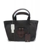 TILA MARCH(ティラマーチ)の古着「The Simple Bag」 ブラウン