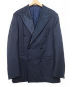 RING JACKET(リングジャケット)の古着「ダブルジャケット」|ネイビー